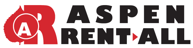 Aspen Rent All Logo