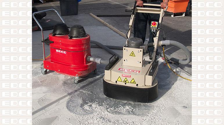 Aspen rent all dual disc floor grinder rentals for Concrete floor cleaning machine rental