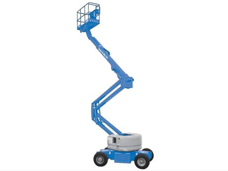 45 FOOT ARTICULATED BOOM LIFT