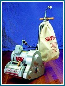 DRUM FLOOR SANDER W/BAG
