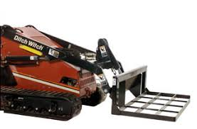 MINI SKIDSTEER LEVELER/CARRY ALL