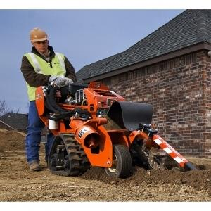 Aspen Rent All Walk Behind 24 Quot Ditch Witch Amp Barreto